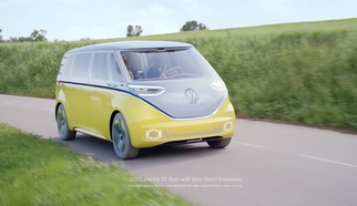 Volkswagen - VW Something big id buzz