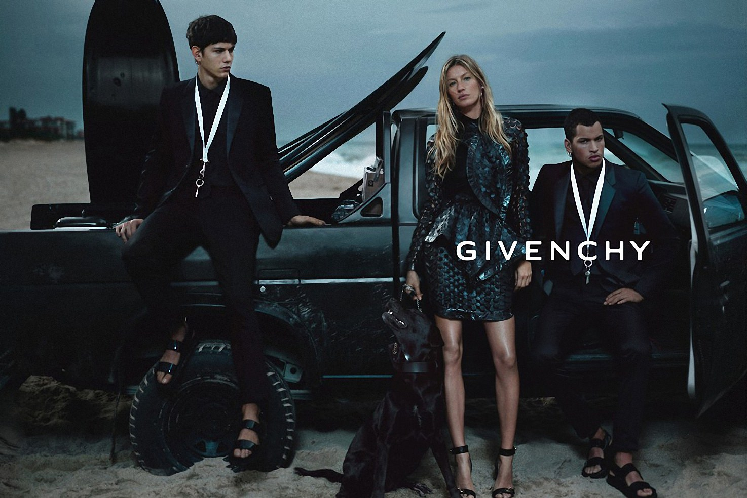 Givenchy Summer 2010 Collection